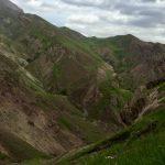 vallée de l'Alborz